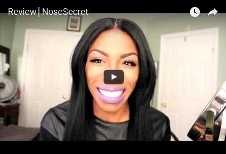 Nose Secret customer review